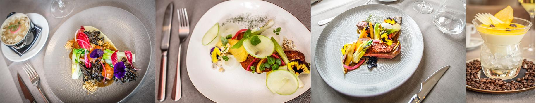 Our Cuisine Site Officiel Golf Hotel Brides Les Bains
